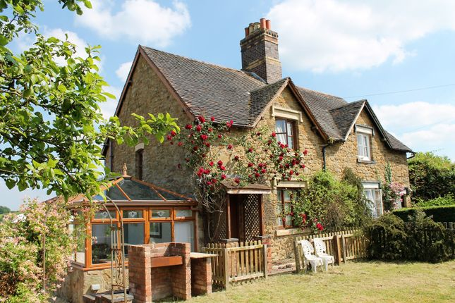 Thumbnail Semi-detached house for sale in Kinlet, Bewdley
