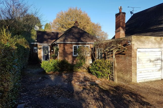 Thumbnail Detached bungalow for sale in Lightwater Road, Lightwater, Surrey