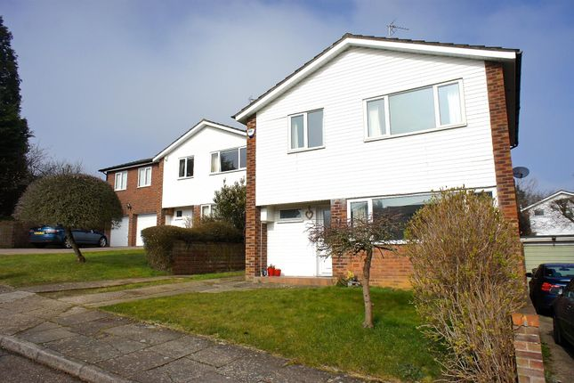Thumbnail Detached house for sale in Matthew Gate, Hitchin