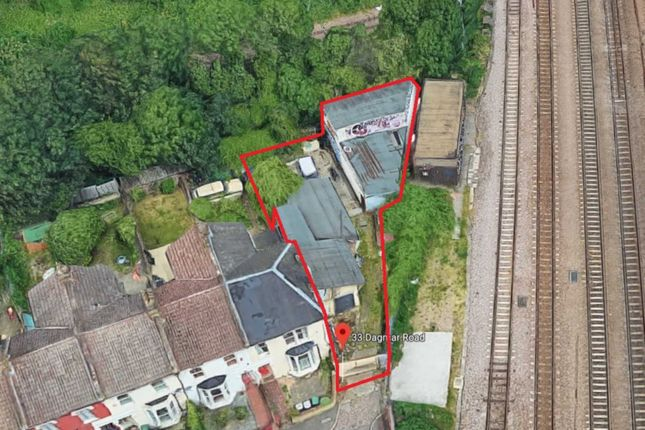 Thumbnail Land for sale in Dagmar Road, London