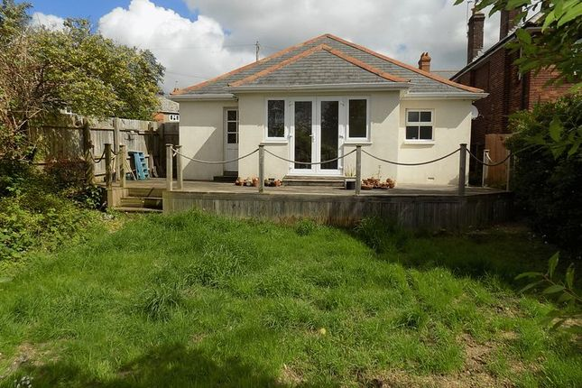 Thumbnail Detached bungalow for sale in Lorne Road, Dorchester
