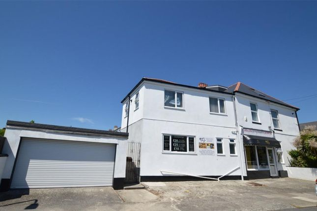 Thumbnail Semi-detached house for sale in Fircroft Road, Plymouth, Devon