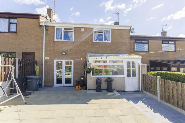 Thumbnail Terraced house for sale in Back Croft, Danesmoor, Chesterfield
