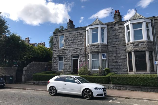 Thumbnail Flat to rent in Leslie Road, Aberdeen