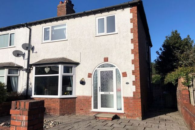Thumbnail Semi-detached house for sale in Nelson Street, Lytham