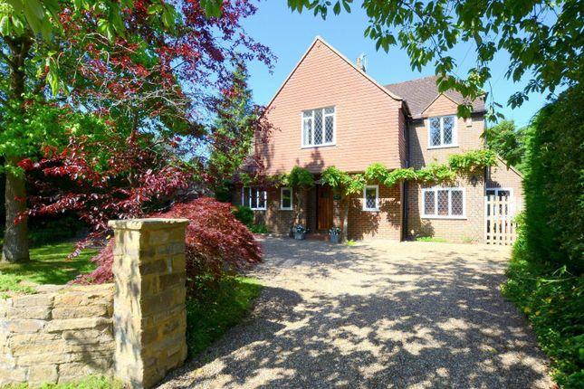 3 bed detached house for sale in Hooke Road, East Horsley KT24