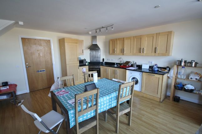 Thumbnail Flat to rent in Burgess House, Sanvey Gate, Leicester