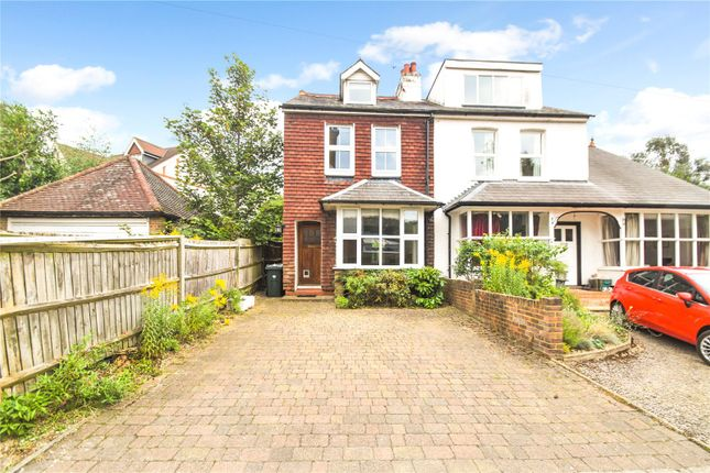 3 bed semi-detached house for sale in The Avenue, Amersham HP7