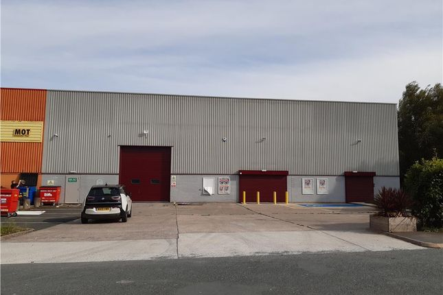 Thumbnail Industrial to let in D2, Cot Hill Close, Plymouth, Devon