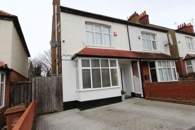 Thumbnail Semi-detached house for sale in Cumnor Road, Sutton