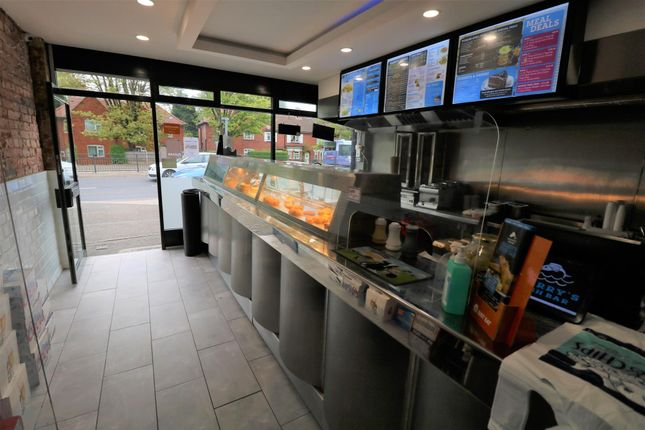 Thumbnail Leisure/hospitality for sale in Fish & Chips DN4, South Yorkshire