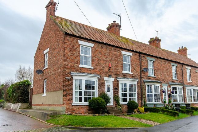 End terrace house for sale in Eastcliffe, Beck Lane, Easington
