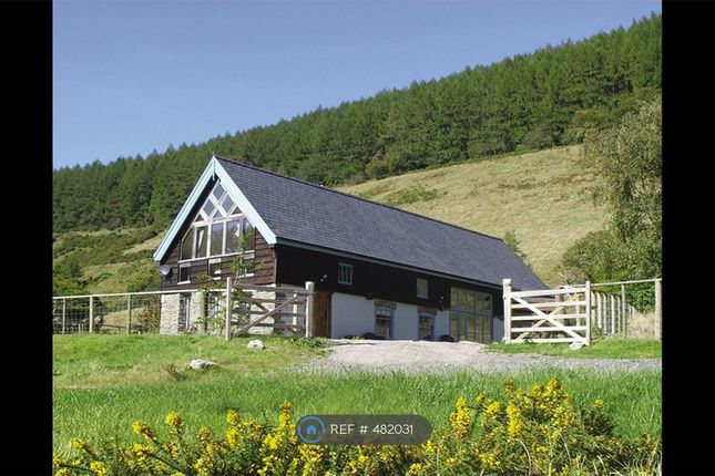 Thumbnail Detached house to rent in Mutton Dingle, New Radnor, Presteigne