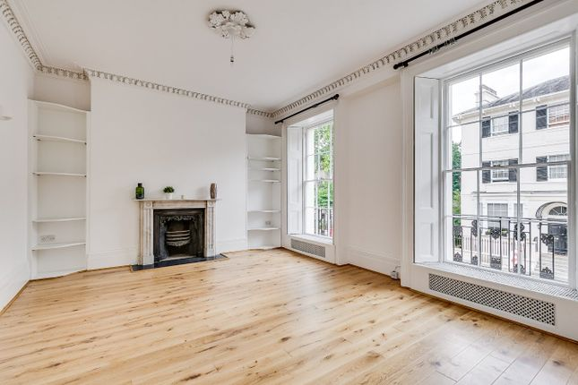 Thumbnail Terraced house to rent in Albany Street, Regents Park, London