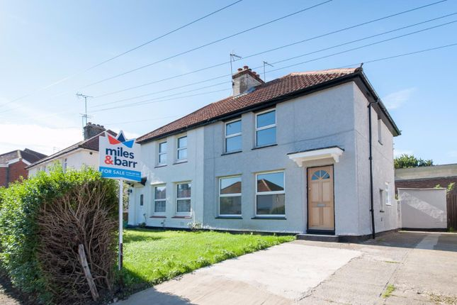 Thumbnail Semi-detached house for sale in Cowdray Square, Walmer, Deal