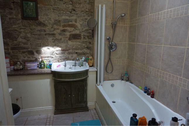 Bathroom of Albert Terrace, Lostwithiel PL22