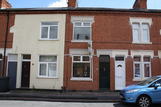 Thumbnail Terraced house for sale in Livingstone Street, West End, Leicester