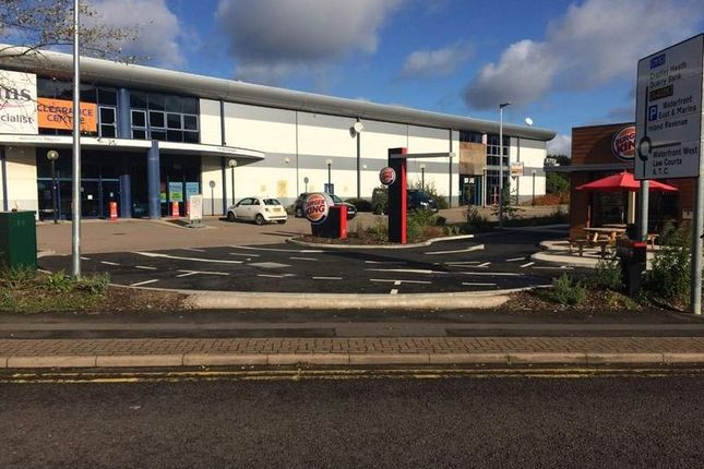 Thumbnail Retail premises to let in Port West Retail Park Waterfront Way, Brierley Hill