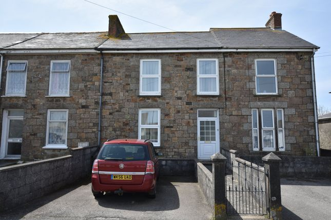 Thumbnail Cottage for sale in Fore Street, Beacon, Camborne, Cornwall