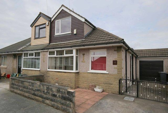 Thumbnail Bungalow for sale in Meadowcroft Grove, Heysham, Morecambe
