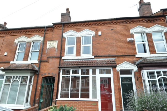 Thumbnail Terraced house for sale in Bond Street, Stirchley, Birmingham
