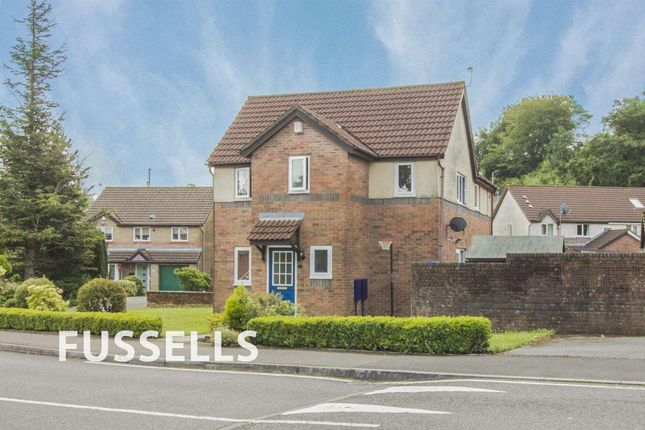 Thumbnail Semi-detached house for sale in Heol Waun Fawr, Caerphilly