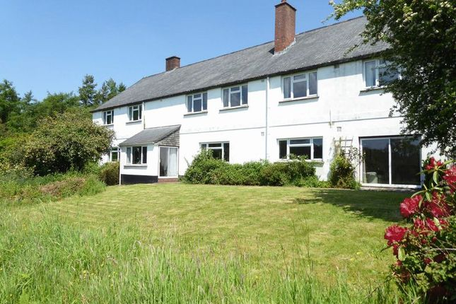 Thumbnail Detached house for sale in Iddesleigh, Winkleigh