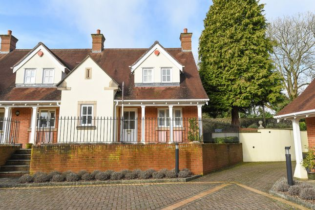 Thumbnail End terrace house for sale in Worthy Road, Winchester