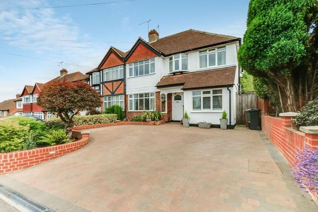 Thumbnail Semi-detached house for sale in Parsonsfield Road, Banstead