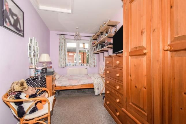 Bedroom Two of Wellington Street, Syston, Leicester, Leicestershire LE7