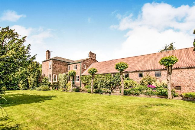 Thumbnail Detached house for sale in Main Road, New Bolingbroke, Boston