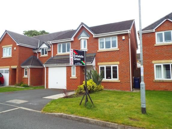 4 bed detached house for sale in Grange Close, Leyland