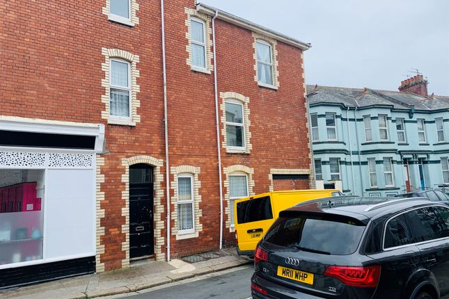 Thumbnail End terrace house for sale in Molesworth Road, Stoke, Plymouth