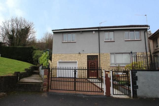 Thumbnail Detached house for sale in Clune Brae, Port Glasgow, Inverclyde