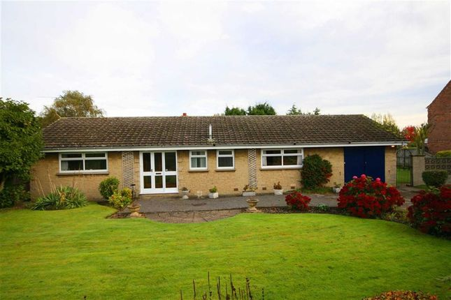 Thumbnail Detached bungalow for sale in Follynook Lane, Ranskill, Nottinghamshire