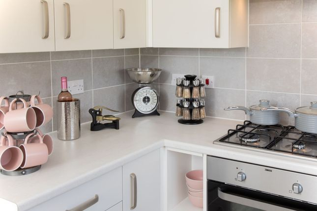 """2 bedroom semi-detached house for sale in """"Mayfield"""" at Wheatriggs, Milfield, Wooler"""