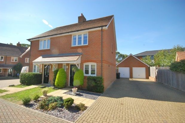 Thumbnail Semi-detached house to rent in Trug Close, East Hoathly, Lewes