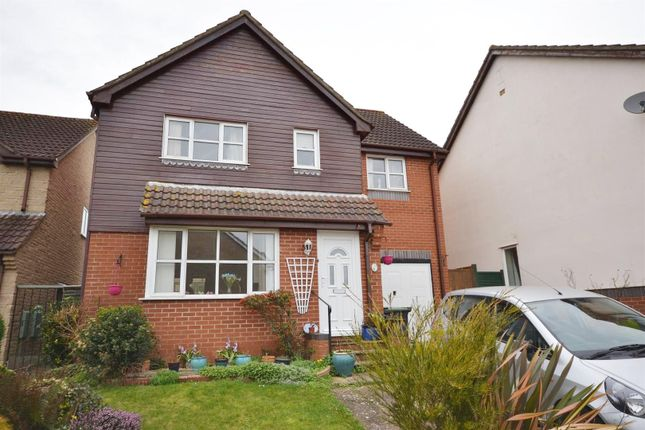 4 bed detached house for sale in Dodhams Farm Close, Bridport DT6
