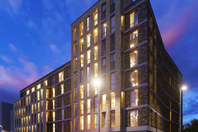 1 bed flat for sale in Devon Street, Liverpool