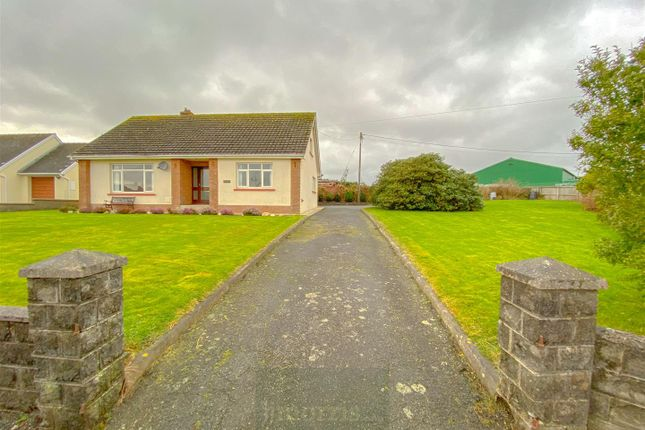 2 bed detached bungalow for sale in Eglwyswrw, Crymych SA41