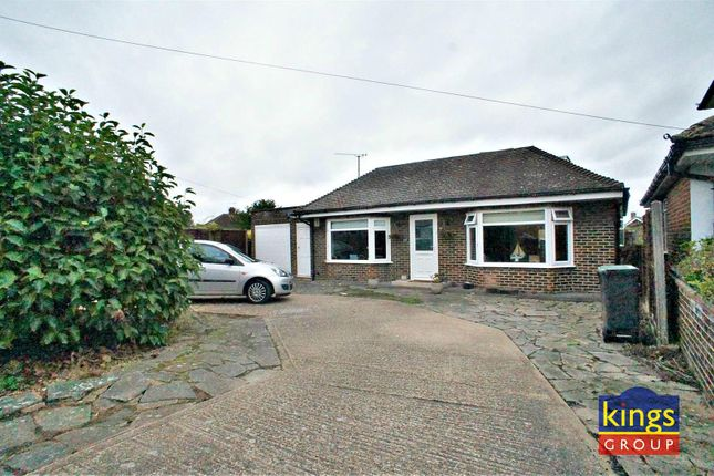 Thumbnail Detached bungalow for sale in Paternoster Close, Waltham Abbey
