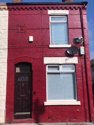 Thumbnail Property to rent in Redcar Street, Anfield, Liverpool