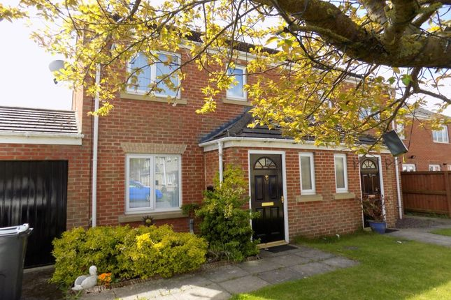 Thumbnail Detached house to rent in Ridgewood Close, Darlington