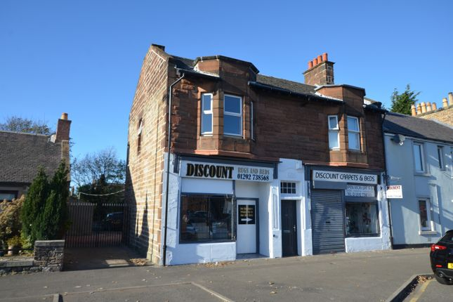 Thumbnail Flat for sale in 85 New Road, Ayr