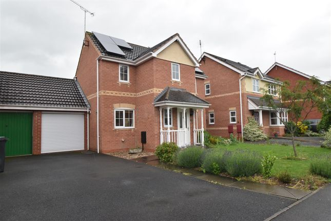 3 bed link-detached house for sale in Swan Drive, Droitwich