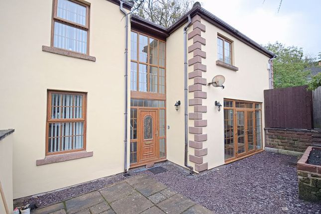 Thumbnail Terraced house for sale in High House Road, St. Bees