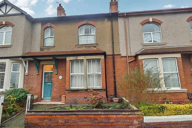 Thumbnail Terraced house for sale in Field Terrace, Jarrow