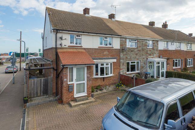 Thumbnail Semi-detached house for sale in Dorman Avenue North, Aylesham