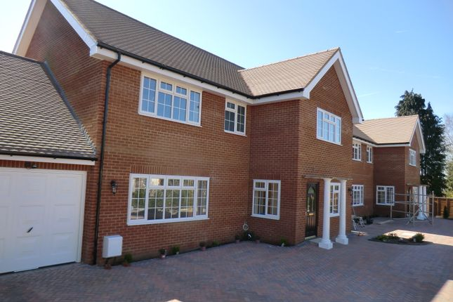 Thumbnail Detached house to rent in Ashbury Close, Hatfield