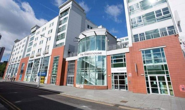 Thumbnail Office to let in First Floor Offices, The Glasshouse, Huntingdon Street, Union Road